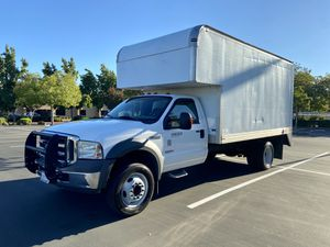 2005 Ford F450 XLT Box Truck for Sale in Fremont, CA