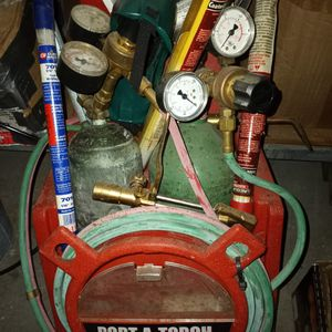 Port A Torch Brazing Welding Kit for Sale in Miami, FL