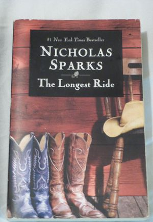 Nicholas Sparks The Longest Ride Book for Sale in Ripley, WV