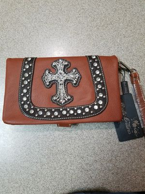 Rustic Culture's clutch, new for Sale in Arlington, TX