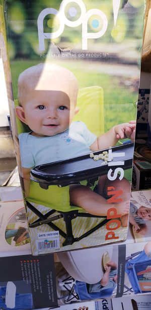 kids pop and go chair for Sale in Los Angeles, CA