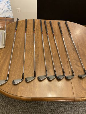 TaylorMade Burner 2.0 Irons - Golf clubs for Sale in Alexandria, VA