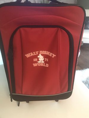 Vintage Disney suitcase for Sale in Clinton Township, MI