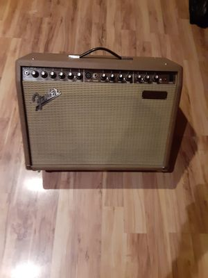 FENDER ACUSTMASONIC 2 INSTRUMENT SPEAKER for Sale in Portland, OR