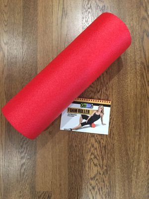 Exercise foam roller for Sale in Virginia Beach, VA