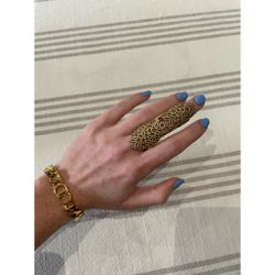 BCBG Full Finger Statement Ring Size 6 for Sale in Los Angeles,  CA