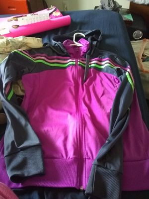 Women's Adidas zip up jacket for Sale in Southgate, MI