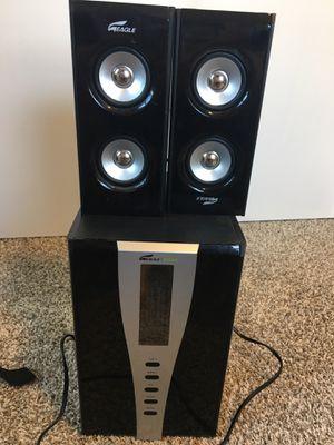 Eagle 2.1 Speakers for Sale in Sacramento, CA