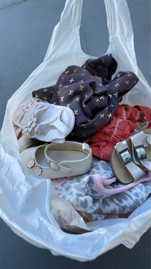 Free baby girl clothes for Sale in Rosemead, CA