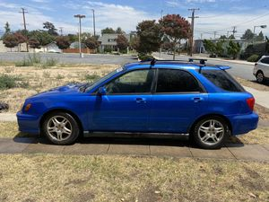 2003 Subaru WRX 5spd Wagon [COMPLETE PARTS CAR] for Sale in Covina, CA