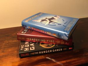 The Hunger Games series! Books 1-3 for Sale in Richmond, VA