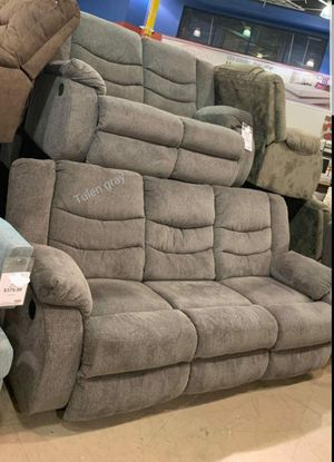 🍃Black Friday Sale‼️💯🆕Special Tulen Gray Reclining Living Room Set for Sale in Columbia, MD
