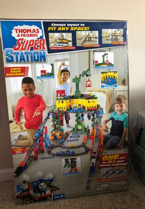#Thomas and friends super station for Sale in Lewis Center, OH
