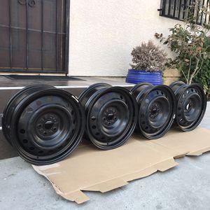 Toyota Corolla 2014 2015 2016 2017 2018 2019 2020 wheels rims steelie for Sale in Los Angeles, CA