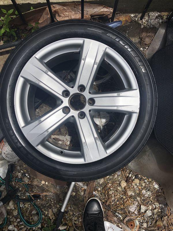 Benz s550 rims