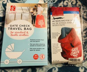 Car seat and stroller bag protector cover for Sale in Ontario, CA