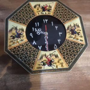 Wall Clock Khatam for Sale in Santa Clara, CA