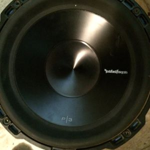Sound System And Boxes Amp Rockford Fosgate for Sale in Lake Placid, FL