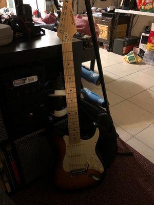 Guitar, sawtooth, Stratocaster for Sale in Miami Beach, FL