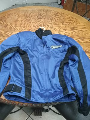 First gear motorcycle jacket for Sale in Griffin, GA