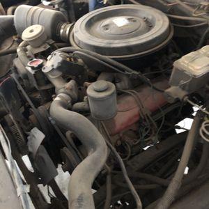 1982 Chevrolet C/K 20 Diesel Engine for Sale in Sanger, CA