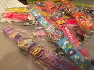 Vintage Barbie and Sponge Bob watches for Sale in Woodbridge, VA