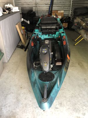 Old town sportsman's 136 for Sale in Lowell, MA