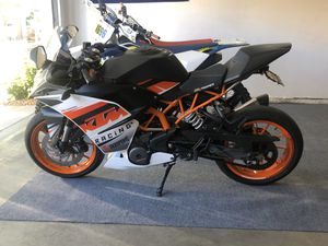 Ktm rc390 motorcycle for Sale in Palmdale, CA