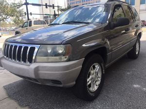 2002 *Jeep* Grand Cherokee *Gray* LIMITED - $2990 (TAMPA DOWNTOWN for Sale in Tampa, FL