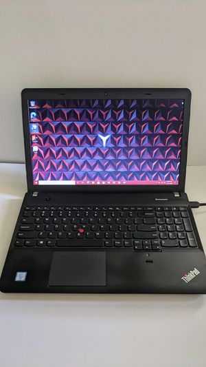 Lenovo Laptop Thinkpad E540 i5/ 8 gigs of RAM/ SSD/ No Shipping! for Sale in Los Angeles, CA