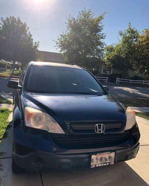 2007 Honda CRV sport utility low mile for Sale in Pomona, CA