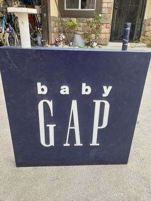 GAP Kids Metal sign for Sale in Baldwin Park, CA