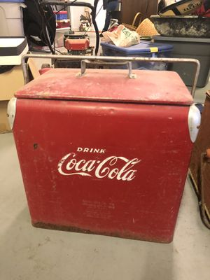 Coca-Cola Collectable Cooler for Sale in Lincoln, RI