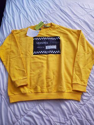 Authentic Versace Jeans sweatshirt!...... for Sale in Upper Marlboro, MD