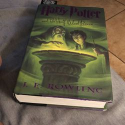 Harry Potter And The Half Blood Prince for Sale in North Las Vegas,  NV