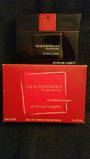 Apparition Intense by Emanuel Ungaro for Sale in Austin, TX