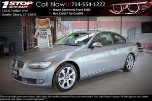 2009 BMW 3 Series for Sale in Garden Grove, CA