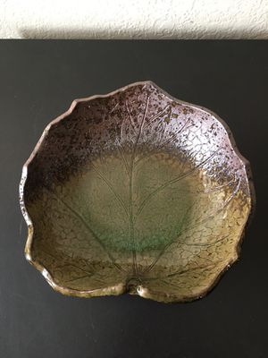 Leaf shape Dish for Sale in West Covina, CA