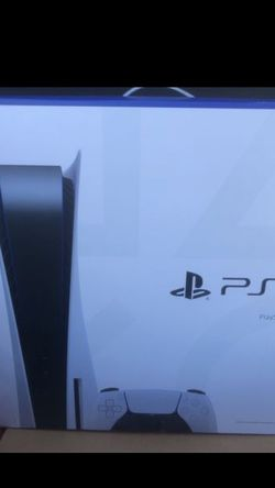 PS5 Disk Edition - Playstation 5 Disk Edition for Sale in Santa Ana,  CA