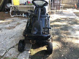 Ride on mower lawnmower for Sale in Jacksonville, FL