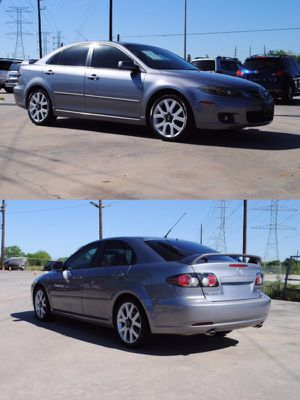 2006 Mazda Mazda S 6 Grand Touring CLEAN TITLE for Sale in Bellaire, TX