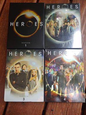 Heroes the complete series. for Sale in Woodbridge, VA
