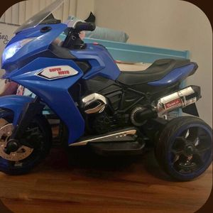 Ride On You Motorcycle For Kids 3-7 for Sale in Modesto, CA