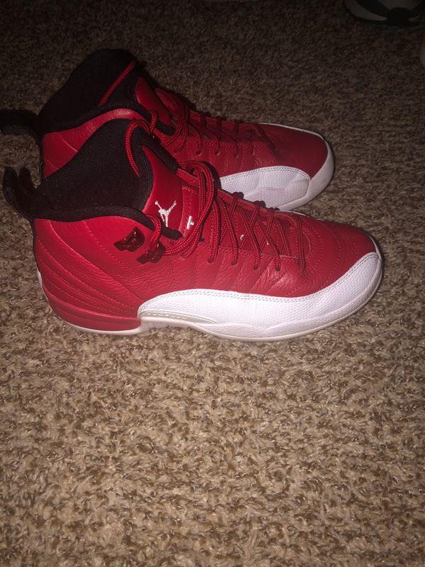 Jordan 12 gym reds