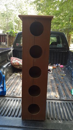 Two liter holder or big wine bottle holder for Sale in Prospect, VA