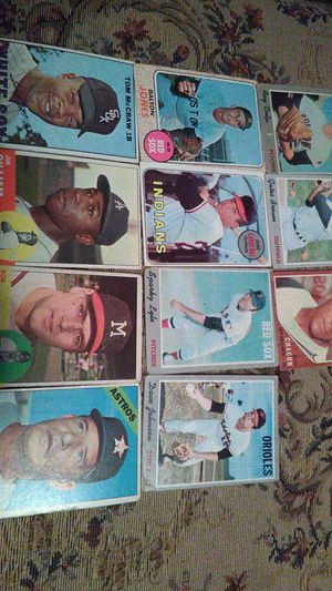 1960s baseball cards for Sale in Hayward, CA