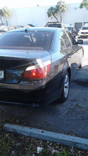 2006 BMW 5 Series for Sale in SEATTLE, WA