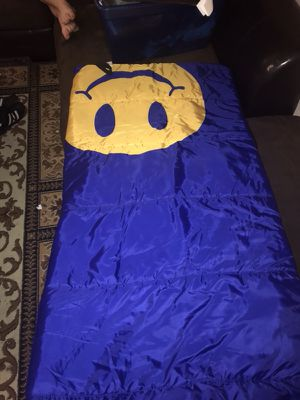 Sleeping bag 57' x 27'. Used but in good condition. for Sale in Riverview, FL