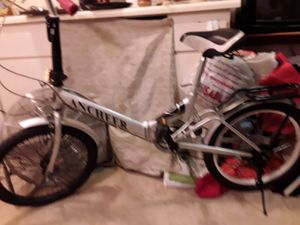 20' ancheer folding bike for Sale in Fresno, CA