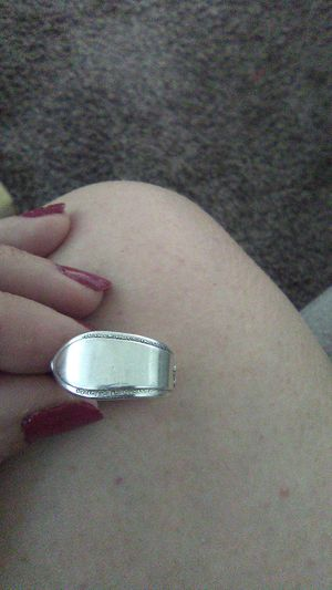 Sterling Silver Spoon Ring for Sale in Greensburg, PA